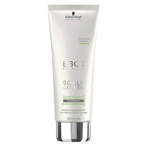 BC SOOTHING SHAMPOO 200ML