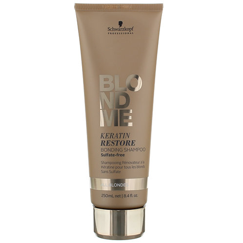 Schwarzkopf BLONDME Keratin Restore Bonding Shampoo All Blondes 250ml