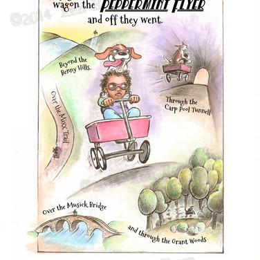 VLS Book Illustration