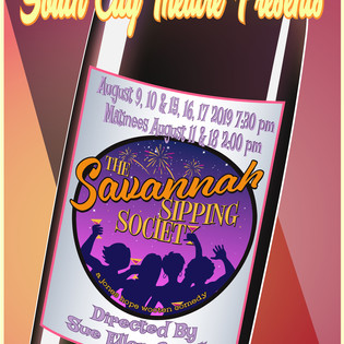 Poster Art for South City Theatre