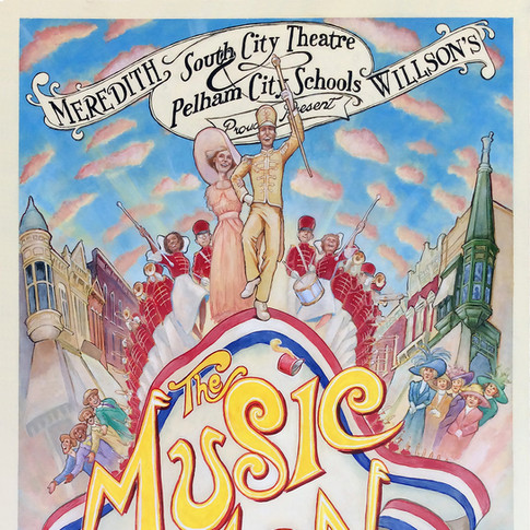 Poster for South City Theatre