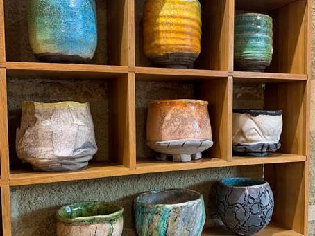 Rencontre avec Denis ou l'art de faire de la poterie