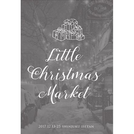 Little Christmas Market @伊勢丹新宿店