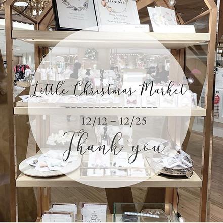 Little Christmas Market 伊勢丹新宿店