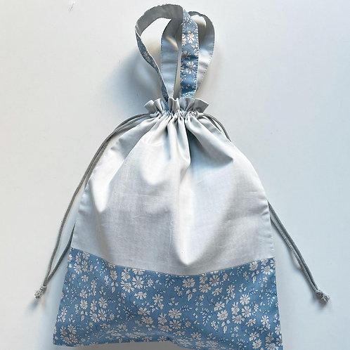 巾着 size L 5 カペル