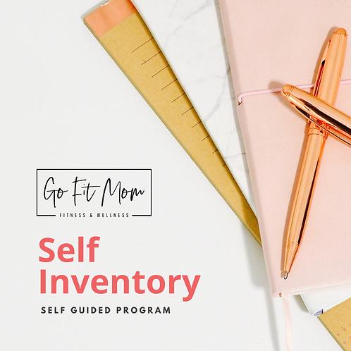 Self Inventory Program