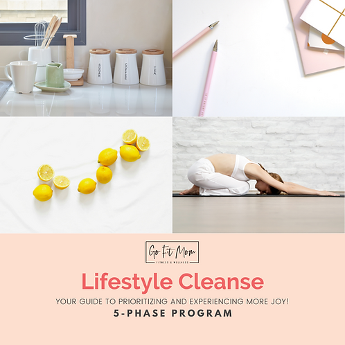 Go Fit Mom - Lifestyle Cleanse