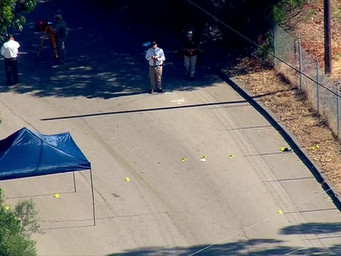 Man Found Dead Along Roadway in San Diego's North County