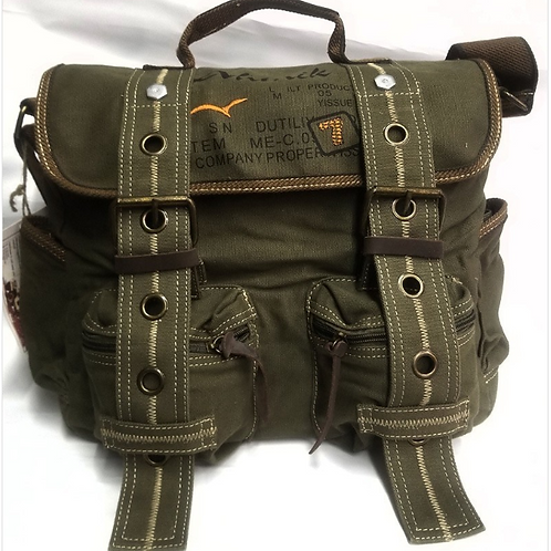 Aviator Messenger Bag