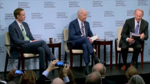 FLASHBACK, 2018: Joe Biden Brags At CFR Meeting About Withholding Aid To Ukraine To Force Firing Of