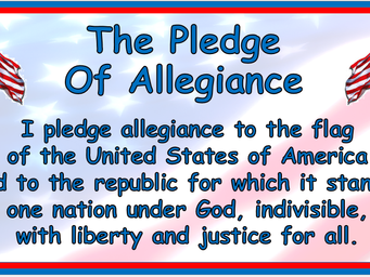 Democrat Party Embraces Communism At DNC Convention By Removing God From The Pledge Of Allegiance.
