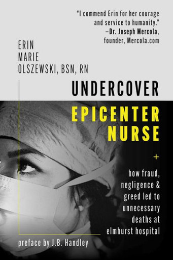 "Iraq war Veteran ""The Undercover Epicenter Nurse"" Exposed NYC Hospital Having High Death"