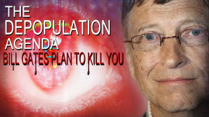 Eugenicist Bill Gates Wants To Kill You And Your Family With Covid-19 Vaccine. Avoid Getting The Vac
