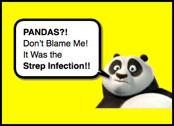 PANDAS...the New Buzz Word?