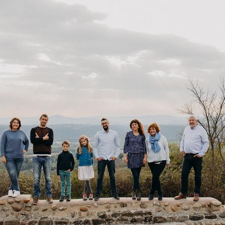 UN PETIT TOUR EN FAMILLE...