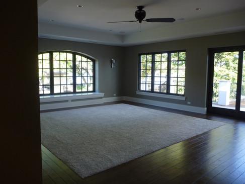 Second floor Bonus Room Overlooking Crystal Lake