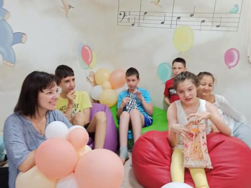 Летний праздник в Молодежном Центре развития «МАЯК»