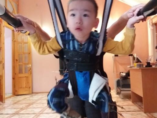 Кизатулы Жандос, 3 годика