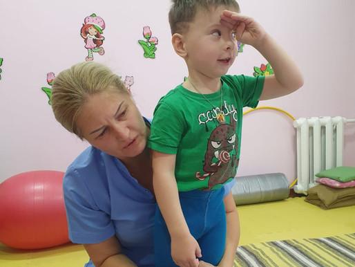 Мантров Михаил, 5 лет