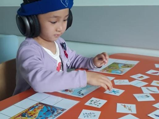 Малика Бейсембаева, 7 лет