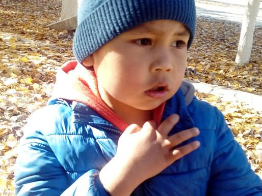 Серик Айсар Ануарулы, 5 лет
