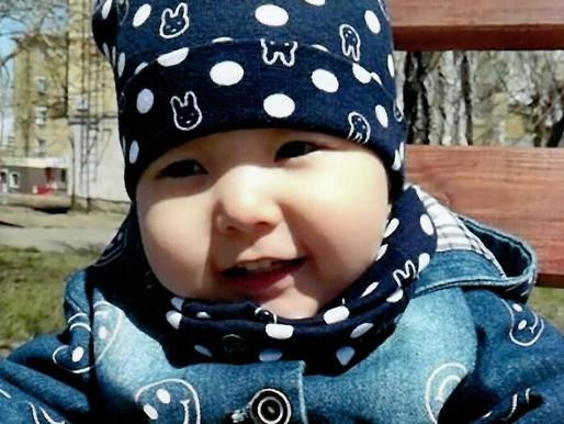 Жанаева Жасмин, 3 года