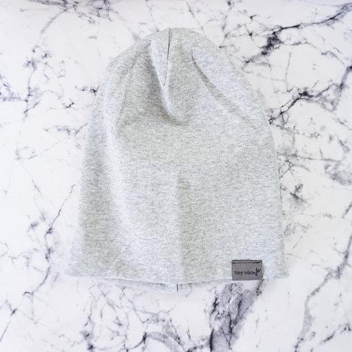 Unisex cotton beanie