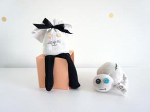Sock animal/figure
