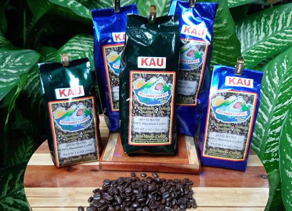 KA'U SINGLE SOURCE COFFEE