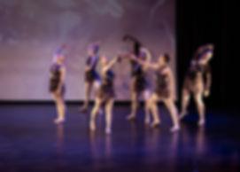 CONTEMPORAY DANCE