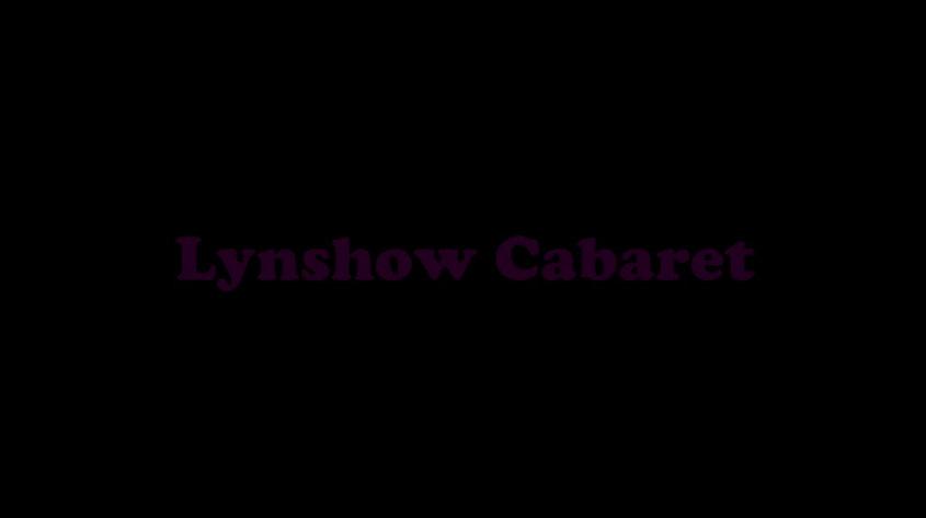 lynshow cabaret magicien