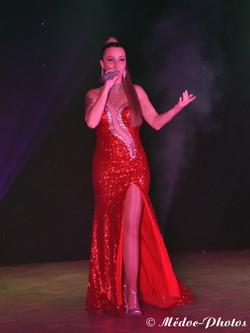 Chanteuse Caroline Prince