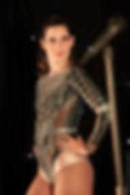Danseuse cabaret