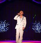 Chanteur artiste variété