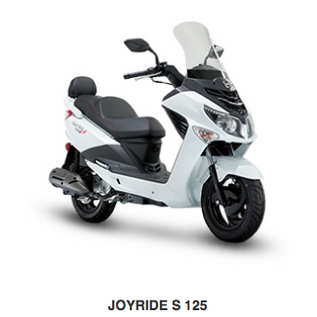 JOYRIDE 125