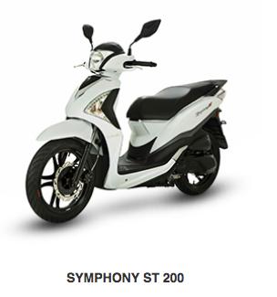 SYMPHONY ST 200