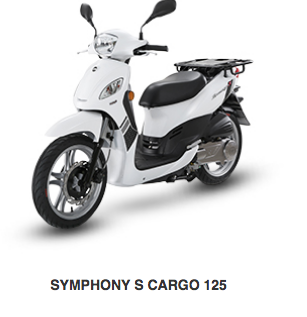 SYMPHONY S CARGO 125