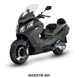 MAXSYM 400