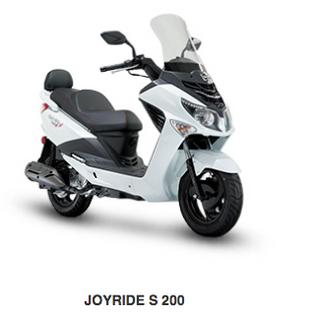 JOYRIDE S 200