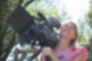 Veronika Partenhauser Film Kamerafrau Gaißach