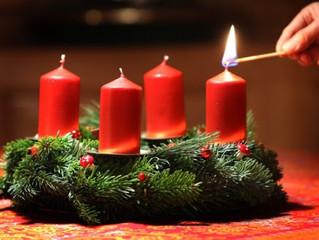 29.11.2020 мы празднуем Первое воскресенье Адвента.