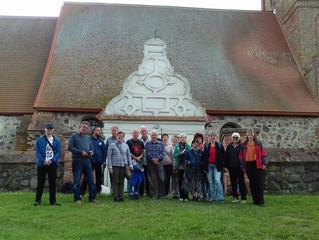 """В гостях 19 представителей Евангелическо-Лютеранской общины """" Trinitatis"""" из Кассель."""