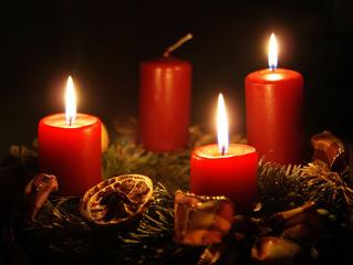 13.12.2020 мы празднуем Третье воскресенье Адвента