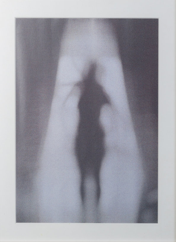 SELF-CENSORING series, 21 x 29.7 cm, photograph, 2011