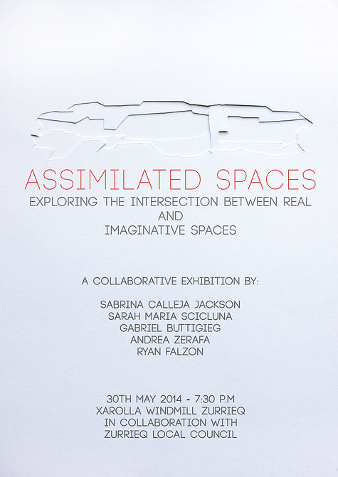 Assimilated Spaces