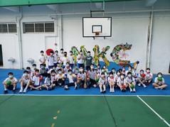 學校閃避球推廣-閩僑中學