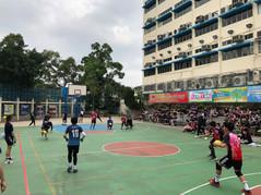 第二屆循道中學閃避球邀請賽