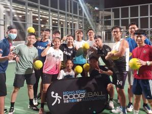 閃避球1級教練課程-香港教育大學包班