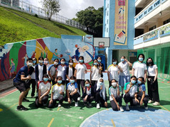 學校閃避球推廣-中華基督教會桂華山中學CCC Kwei Wah Shan College