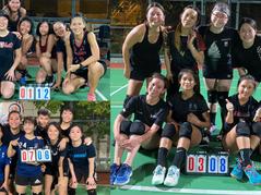 香港閃避球夏季聯賽-女子組